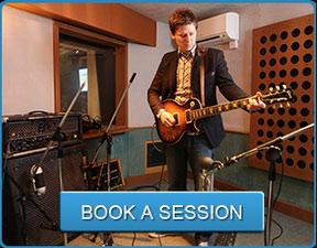book a recording studio session