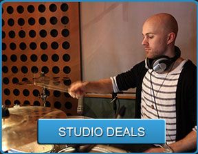 recording studio deals