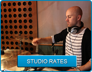 recording studio rates
